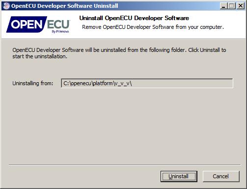 User Guide OpenECU Developer Platform C-API