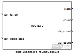 7 7 7  DTC diagnostic trouble code (extended